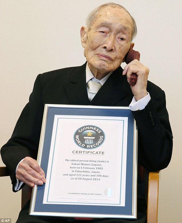 Kỷ lục người sống thọ nhất thế giới có chủ nhân mới