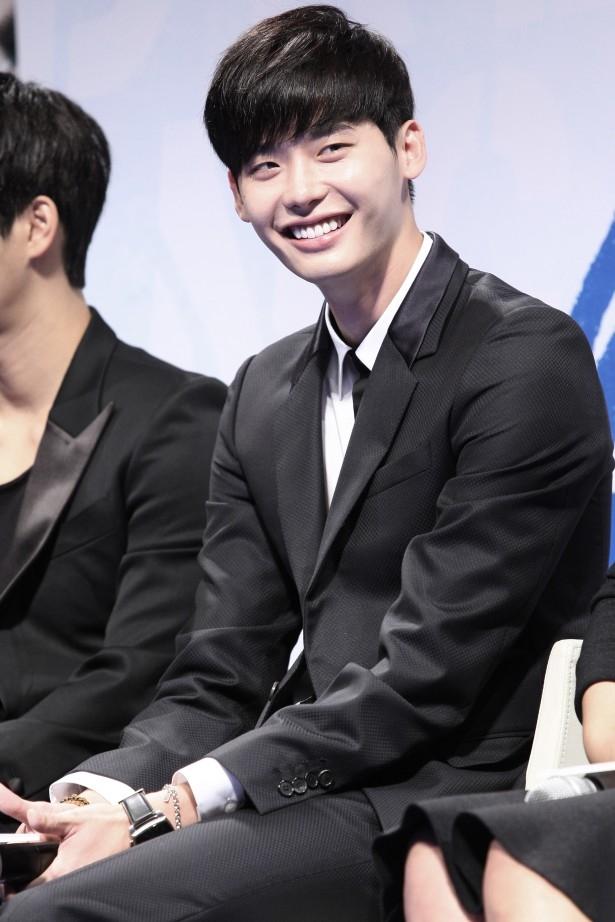 Lee Jong Suk mém được tái ngộ cùng Kim Woo Bin