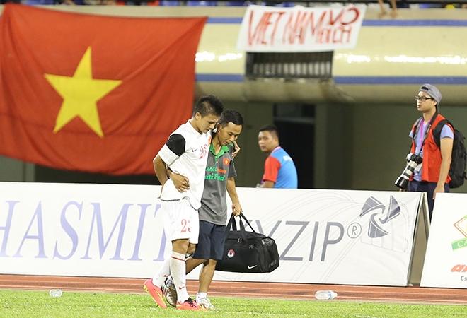 [ Bóng đá ] U19 Việt Nam bầm dập vì lối chơi thô bạo của U19 Thái Lan