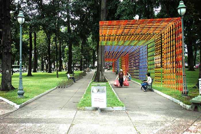 Thích thú với một Sài Gòn đầy sắc màu trong mắt giới trẻ