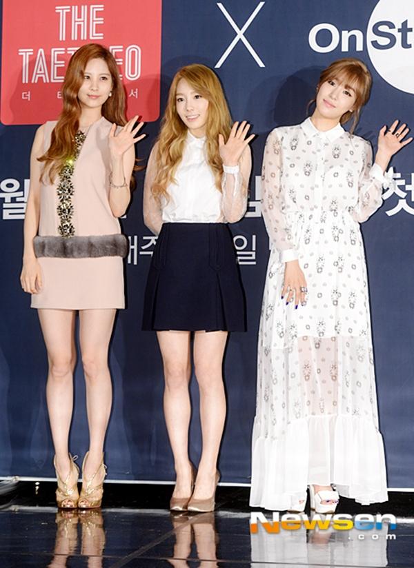 TaeTiSeo cực xinh đẹp ra mắt show truyền hình riêng