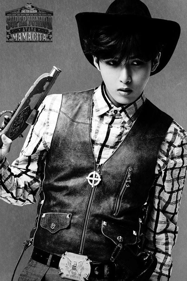 Super Junior rủ nhau đi...săn bò tót