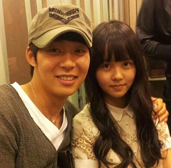 Kim So Hyun và Yoochun từng hợp tác trong phim I Miss You