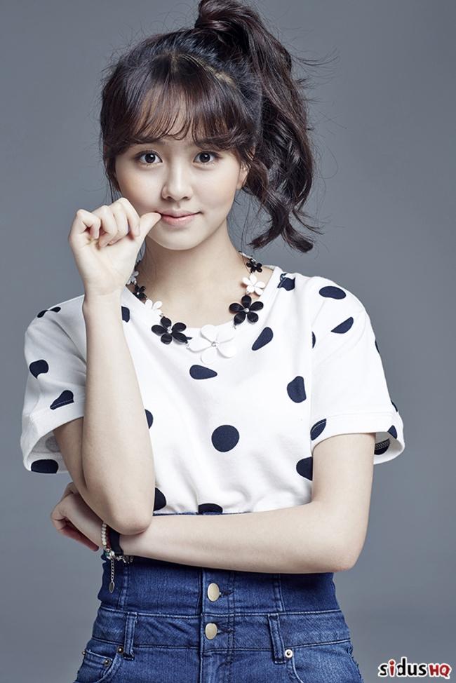 Kim So Hyun (12,8%)
