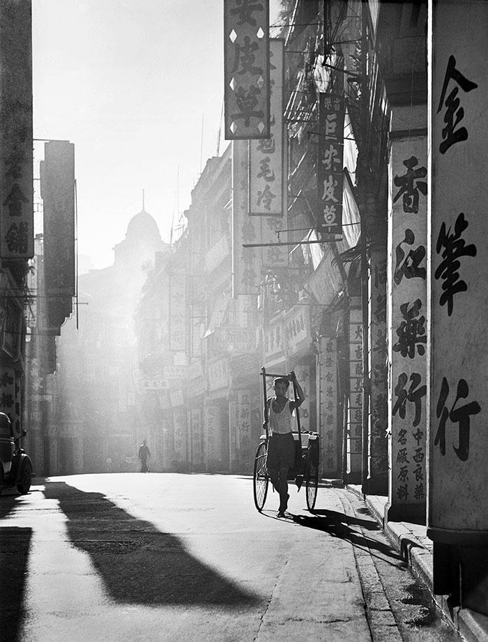 Ấn tượng với bộ ảnh HongKong những năm 1950