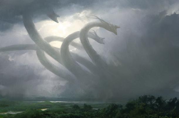 Những sinh vật bí ẩn trong truyền thuyết.