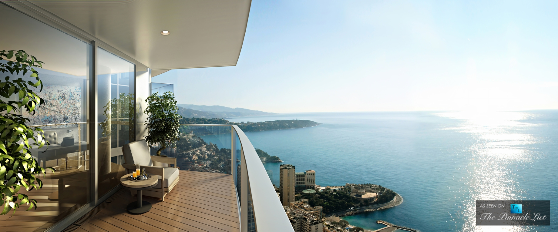 Ngắm căn hộ đắt tiền nhất thế giới