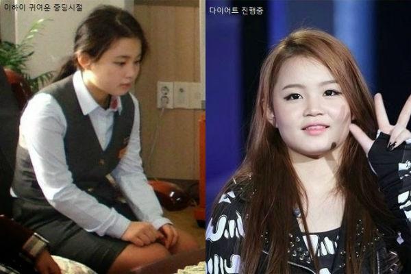 Lee Hi sở hữu một giọng hát vô cùng đặc biệt nhưng vì đang tuổi mới lớn nên cô gái không tránh khỏi sự khủng hoảng về cân nặng.