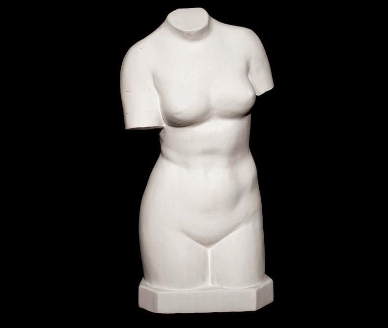 Bất ngờ với những bức tượng điêu khắc đầy biến hóa