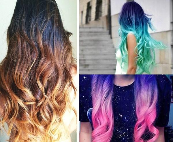 Nhìn màu tóc nhuộm ưa thích đoán tính cách