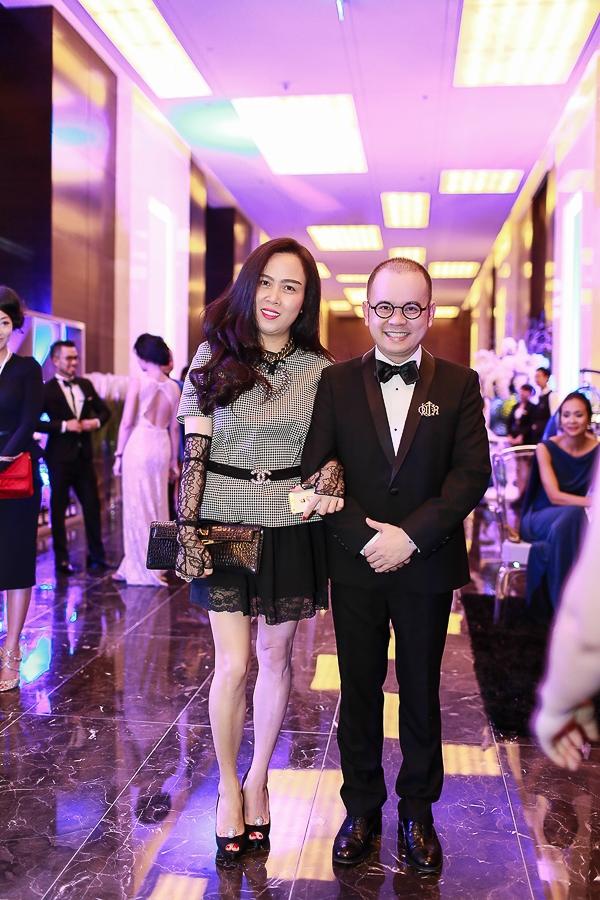Doanh nhân Dương Quốc Nam và doanh nhân Phượng Chanel - Tin sao Viet - Tin tuc sao Viet - Scandal sao Viet - Tin tuc cua Sao - Tin cua Sao