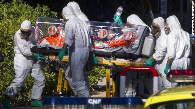 Những điều kinh hoàng về bệnh Ebola có thể bạn chưa biết.