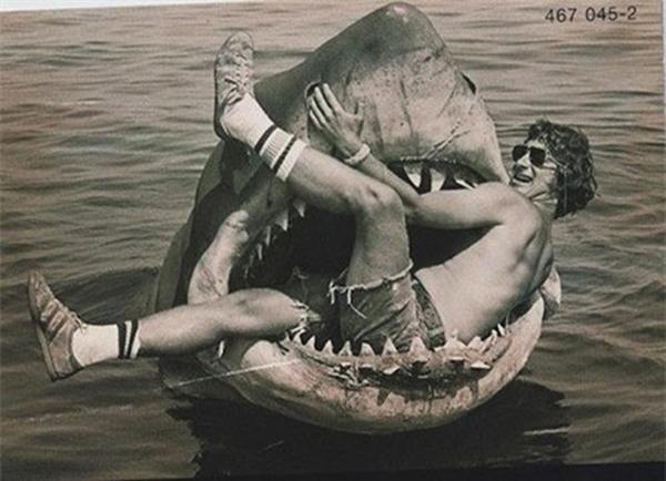 Hàm cá mập của Jaws thực sự không đáng sợ như lên hình.