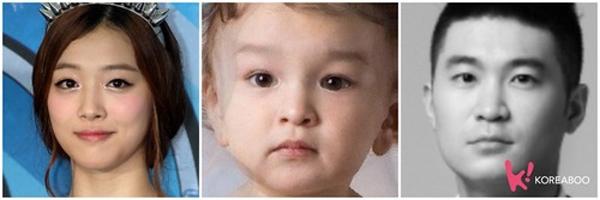 Em bé tương lai của Sulli và Choiza
