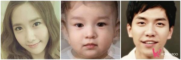 Em bé tương lai của Yoona và Lee Seung Gi