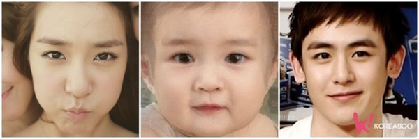 Em bé tương lai của Tiffany và Nichkhun