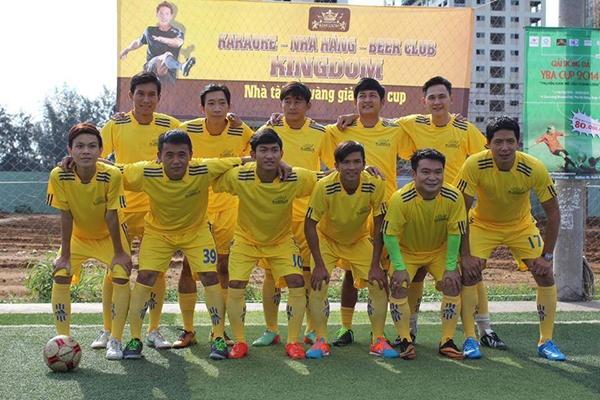 Đội Kingdom Corp với sự góp mặt của Bình Minh