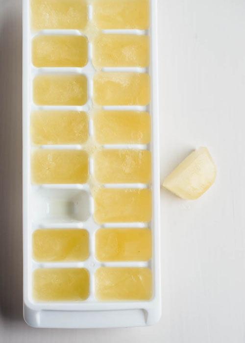 6 cách khiến da mịn màng nhờ đá lạnh.