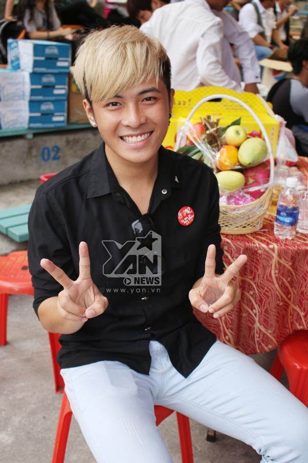 Hot boy Gin Tuấn Kiệt (Gin Nguyễn). - Tin sao Viet - Tin tuc sao Viet - Scandal sao Viet - Tin tuc cua Sao - Tin cua Sao