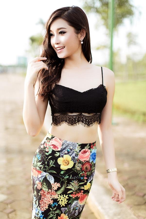 Giải thưởng người mẫu Châu Á là một bước ngoặt lớn, giúp nhiều người biết đến cô người mẫu sinh năm 1996.