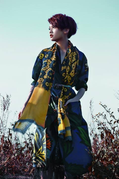 Dương Thừa Lâm mạnh mẽ và rực rỡ trong bộ ảnh mới