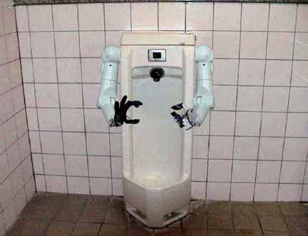 """""""Cười vỡ bụng"""" với những nhà vệ sinh độc nhất vô nhị"""