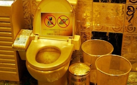 Những sản phẩm bằng vàng đắt đỏ nhất thế giới