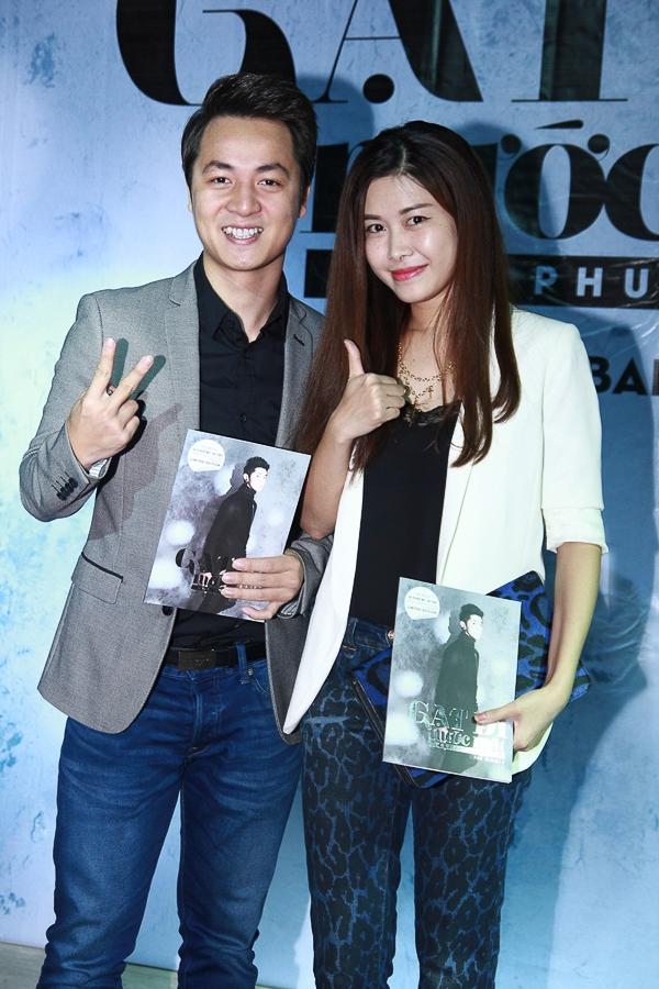 Vợ chồng Đăng Khôi cũng tới chia vui cùng Noo Phước Thịnh - Tin sao Viet - Tin tuc sao Viet - Scandal sao Viet - Tin tuc cua Sao - Tin cua Sao