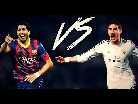 James Rodriguez và Luis Suarez chỉ được định giá thực tế là 60 triệu euro