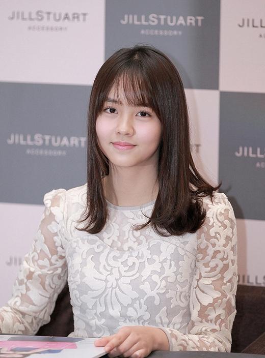Kim Yoo Jung lên tiếng khi bị so sánh với Kim So Hyun