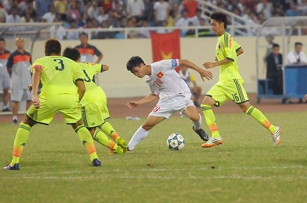 Công Phượng là người truyền cảm hứng cho U19 Việt Nam.