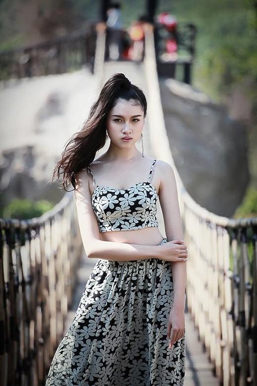 """""""Ngất ngây"""" với 10 nhan sắc ấn tượng của Miss Ngôi Sao 2014"""