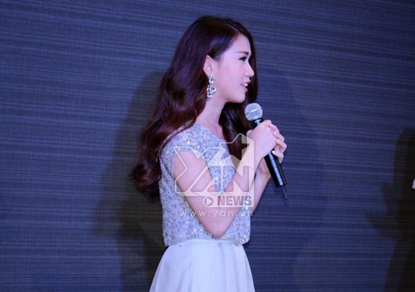 Ngọc Thảo cũng chia sẻ rằng cô rất hạnh phúc vì có cơ hội tham gia diễn xuất cùng 2 diễn viên nổi tiếng của Hàn Quốc, cô mong rằng đây sẽ là một trải nghiệm mới để bản thân học hỏi được thêm kinh nghiệm trong nghiệp diễn