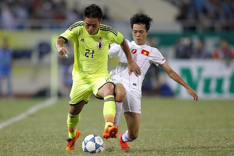 U19 Nhật Bản được xây dựng cho mục tiêu Olympic 2016