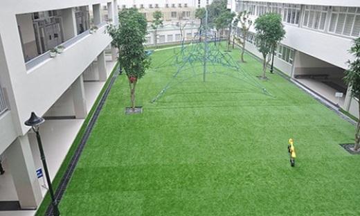 Liêu xiêu trước trường học 350 tỷ đồng, đẹp như khách sạn