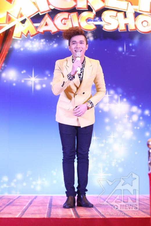 Ca sĩ Minxu Quốc Minh