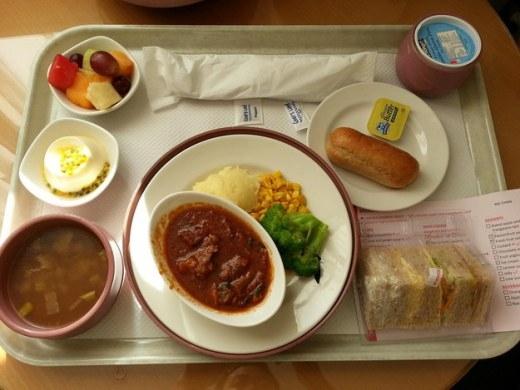 Suất ăn bệnh viện vòng quanh thế giới
