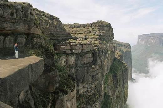 "Ghé thăm ""thế giới bị mất"" núi Roraima"