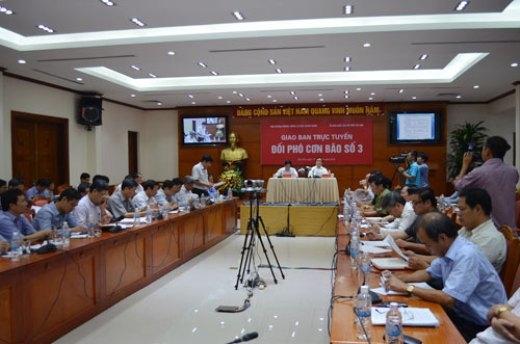 Bão Kalmaegi sắp đổ bộ vào Quảng Ninh-Hải Phòng
