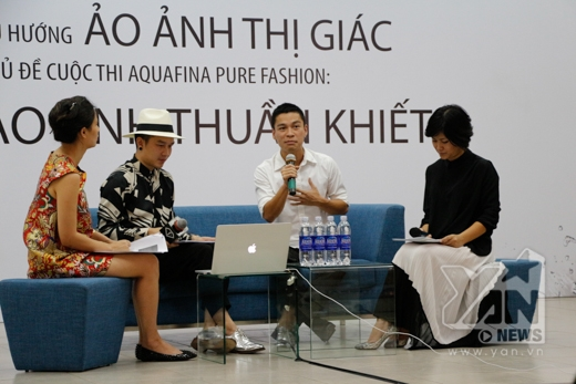 """Sinh viên ĐH Công nghệ TP HCM hào hứng tham gia """"Ảo ảnh thị giác"""""""