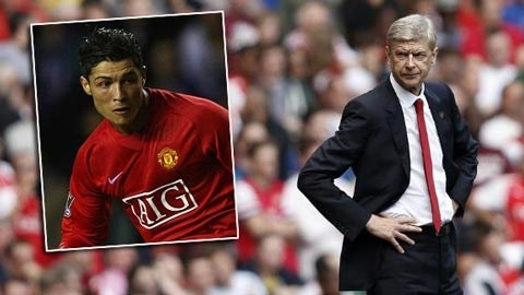 Wenger đã lỡ dịp sở hữu một siêu sao hàng đầu