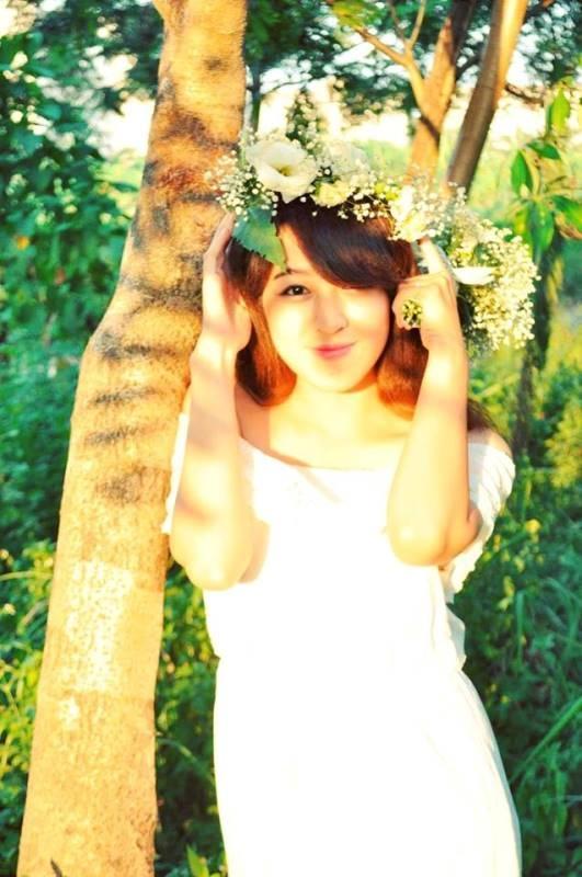 1 số hình ảnh xinh đẹp của Lê Chi