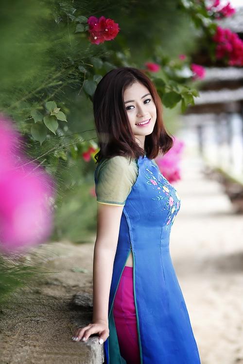 Dương Thị Hồng Châu - ứng viên sáng giá cho danh hiệu Miss Ngôi sao năm nay