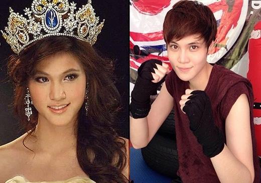 Top 10 cô nàng đẹp trai nổi tiếng nhất đất Thái