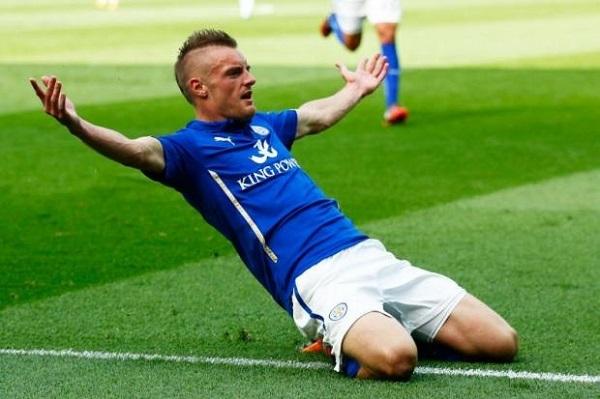Jamie Vardy của Leicester.