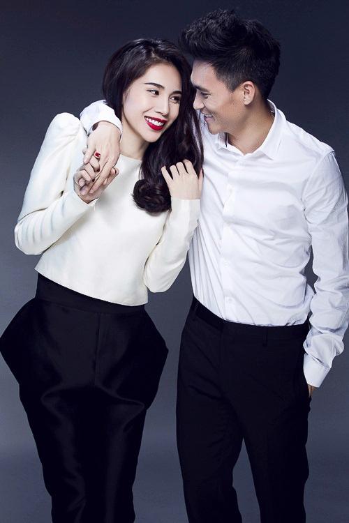 Vợ chồng Công Vinh - Thủy Tiên lần đầu cùng nhau họp fan - Tin sao Viet - Tin tuc sao Viet - Scandal sao Viet - Tin tuc cua Sao - Tin cua Sao