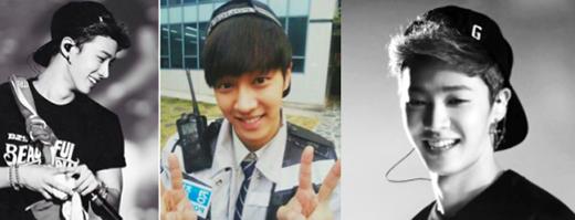 Kikwang là chàng trai ngọt ngào của Beast, kể cả khi anh diện nón snapback hiphop, trông anh vẫn giống một cậu bé đáng yêu kể cả trên sân khấu lẫn ngoài đời.