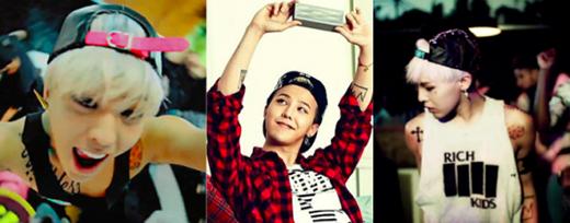 Cũng không quá ngạc nhiên khi trong danh sách này có G-Dragon. Vốn dĩ anh là ông hoàng thời trang của Kpop nên đương nhiên phong cách nào anh cũng đều chinh phục người khác, kể cả nón snapback.