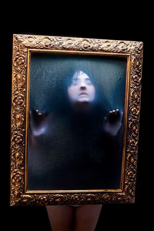 Bộ ảnh nghệ thuật gây ám ảnh không nên xem vào ban đêm