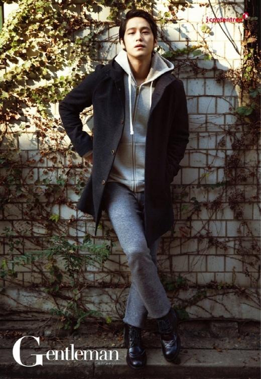"""Kim Bum bất ngờ """"tái xuất"""" trên tạp chí Gentleman"""